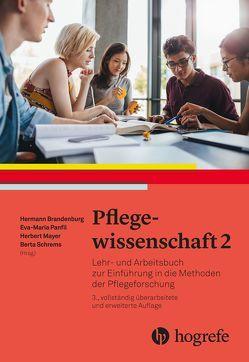 Pflegewissenschaft 2 von Brandenburg,  Hermann, Mayer,  Herbert, Panfil,  Eva-Maria, Schrems,  Berta