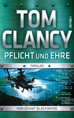 Pflicht und Ehre von Clancy,  Tom, Dürr,  Karlheinz