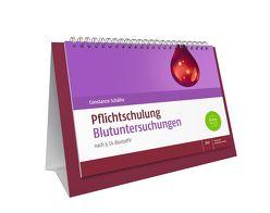 Pflichtschulung Blutuntersuchungen von Schäfer,  Constanze