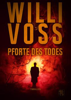 Pforte des Todes von Voss,  Willi