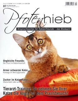 Pfotenhieb, Ausgabe 7 von Cadmos Verlag