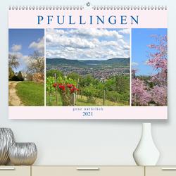 Pfullingen – ganz natürlich (Premium, hochwertiger DIN A2 Wandkalender 2021, Kunstdruck in Hochglanz) von GUGIGEI