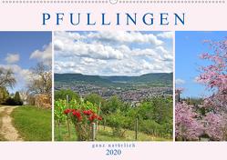 Pfullingen – ganz natürlich (Wandkalender 2020 DIN A2 quer) von GUGIGEI