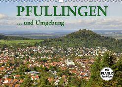 Pfullingen … und Umgebung (Wandkalender 2019 DIN A3 quer) von GUGIGEI