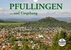 Pfullingen … und Umgebung (Wandkalender 2021 DIN A4 quer) von GUGIGEI