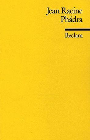 Phädra von Racine,  Jean