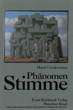 Phänomen Stimme von Gundermann,  Horst