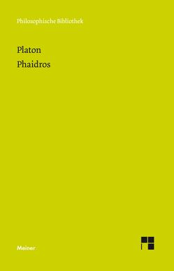 Phaidros von Paulsen,  Thomas, Platon, Rehn,  Rudolf