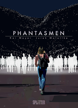 Phantasmen (Graphic Novel) von Malottke,  Jurek, Meyer,  Kai