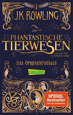 Phantastische Tierwesen und wo sie zu finden sind: Das Originaldrehbuch von Hansen-Schmidt,  Anja, Rowling,  J. K.