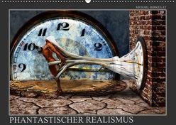 Phantastischer Realismus (Wandkalender 2018 DIN A2 quer) von Borgulat,  Michael