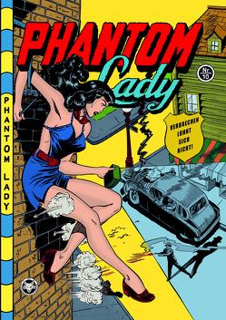 Phantom Lady Nr. 10
