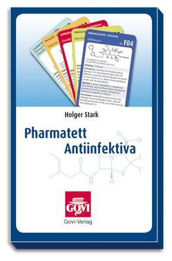 Pharmatett – Antiinfektiva von Stark,  Holger