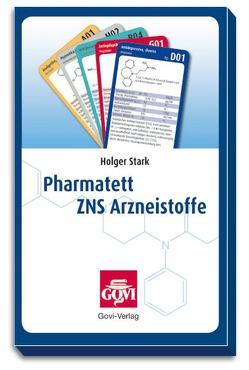 Pharmatett – ZNS Arzneistoffe von Stark,  Holger