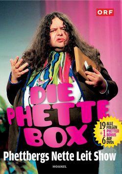 Phettbergs Nette Leit Show – Die Phette Box von Palm,  Kurt