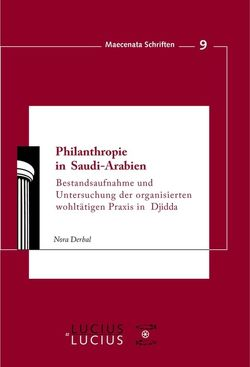 Philanthropie in Saudi-Arabien von Derbal,  Nora