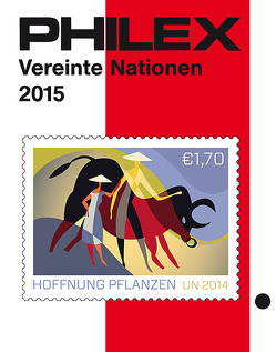 PHILEX Vereinte Nationen 2015 – PREISREDUZIERT