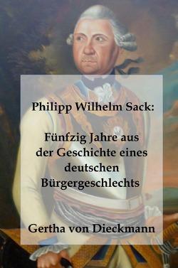 Philipp Wilhelm Sack: von von Dieckmann,  Gertha