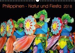 Philippinen – Natur und Fiesta (Wandkalender 2018 DIN A3 quer) von Jager,  Henry