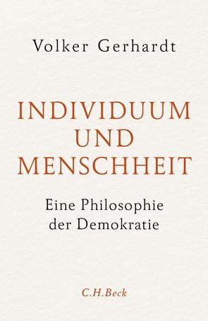 Philosophie der Demokratie von Gerhardt,  Volker