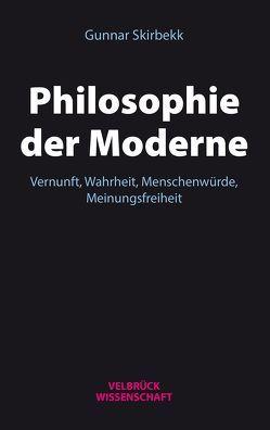 Philosophie der Moderne von Skirbekk,  Gunnar