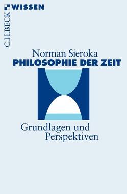Philosophie der Zeit von Sieroka,  Norman
