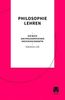 Philosophie lehren von Luft,  Sebastian