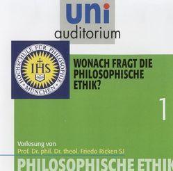 Philosophische Ethik, Teil 1 von Ricken,  Friedo