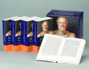 Philosophische Schriften von Rosenbach,  Manfred, Seneca