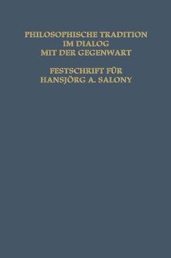 Philosophische Tradition im Dialog mit der Gegenwart von CESANA, RUBITSCHON