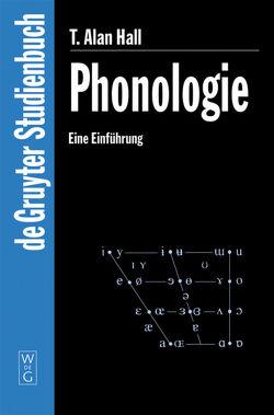 Phonologie von Hall,  T. Alan
