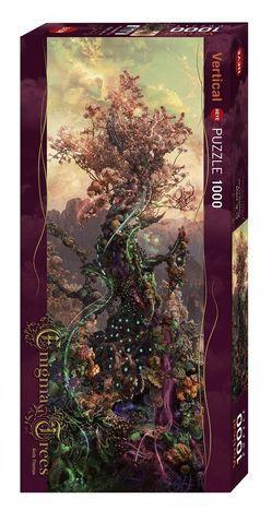 Phosphorus Tree Puzzle von Thomas,  Andy