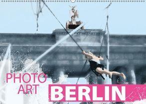 Photo-Art / Berlin / CH-Version (Wandkalender 2018 DIN A2 quer) von Sachers,  Susanne