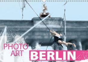 Photo-Art / Berlin / CH-Version (Wandkalender 2018 DIN A3 quer) von Sachers,  Susanne