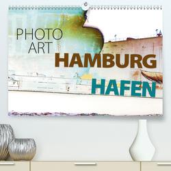 Photo-Art / Hamburg Hafen (Premium, hochwertiger DIN A2 Wandkalender 2021, Kunstdruck in Hochglanz) von Sachers,  Susanne