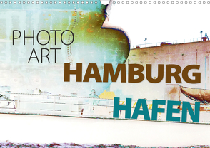 Photo-Art / Hamburg Hafen (Wandkalender 2021 DIN A3 quer) von Sachers,  Susanne