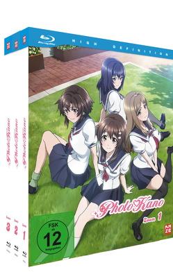 Photo Kano – Gesamtausgabe – Blu-ray Box (3 Blu-rays) von Yokoyama,  Akitosho