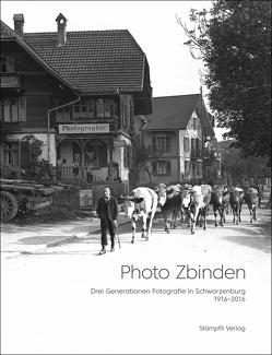 Photo Zbinden von Clalüna-Zbinden,  Ruth, Zbinden,  Peter