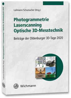 Photogrammetrie – Laserscanning – Optische 3D-Messtechnik