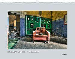 Photographics: Abandoned – Verlassen 2018 von KUNTH Verlag