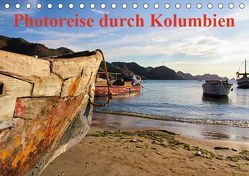 Photoreise durch Kolumbien (Tischkalender 2019 DIN A5 quer) von Lutz,  Bernd