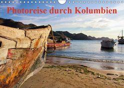 Photoreise durch Kolumbien (Wandkalender 2019 DIN A4 quer) von Lutz,  Bernd