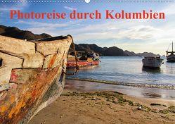 Photoreise durch Kolumbien (Wandkalender 2020 DIN A2 quer) von Lutz,  Bernd
