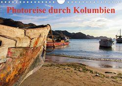 Photoreise durch Kolumbien (Wandkalender 2020 DIN A4 quer) von Lutz,  Bernd