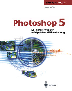 Photoshop 5 von Häßler,  Ulrike