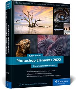 Photoshop Elements 2022 von Wolf,  Jürgen