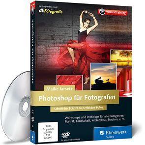 Photoshop für Fotografen von Jarsetz,  Maike