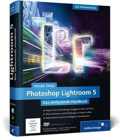 Photoshop Lightroom 5 von Velsz,  István
