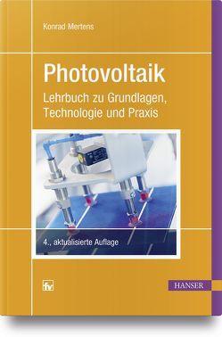 Photovoltaik von Mertens,  Konrad