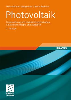Photovoltaik von Eschrich,  Heinz, Wagemann,  Hans-Günther